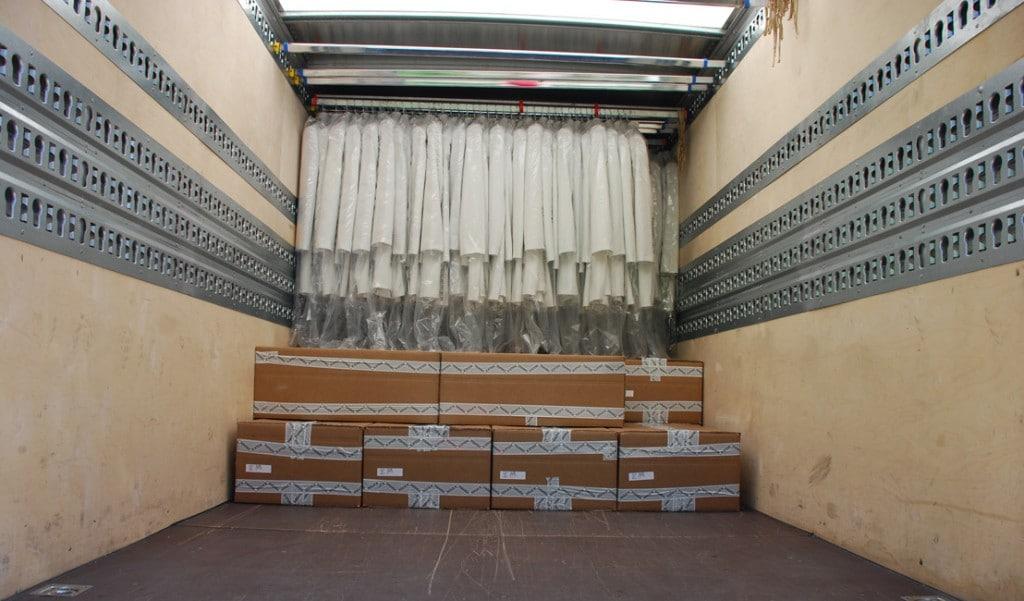 İstanbul Tekstil Taşıma